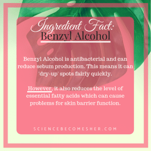Sudocrem For Spots - Sudocrem Ingredients - Benzyl Alcohol
