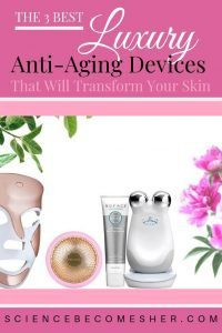 The 3 Best Luxury Anti-Aging Devices