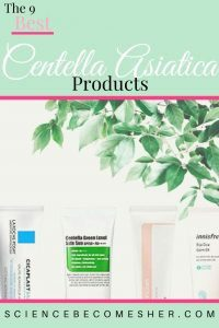 The Best Centella Asiatica Products For Your Skin