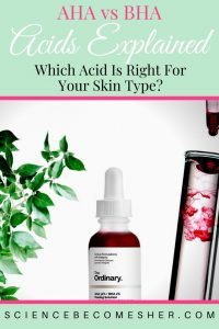 AHA vs BHA: Which Acid Is Right For Your Skin Type?